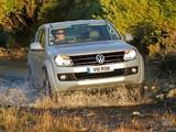 Volkswagen Amarok Double Cab Highline UK-spec 2010 wallpapers