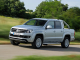 Volkswagen Amarok Double Cab Highline 2010 wallpapers