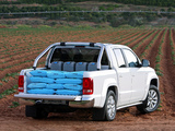 Volkswagen Amarok Double Cab Highline ZA-spec 2010 wallpapers