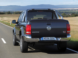 Volkswagen Amarok Double Cab Highline BlueMotion 2011 images
