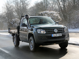 Volkswagen Amarok Single Cab Trendline Dreiseitenkipper 2012 photos