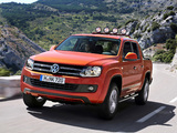Volkswagen Amarok Canyon 2012 pictures