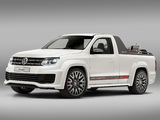 Volkswagen Amarok Power-Pickup Concept 2013 wallpapers