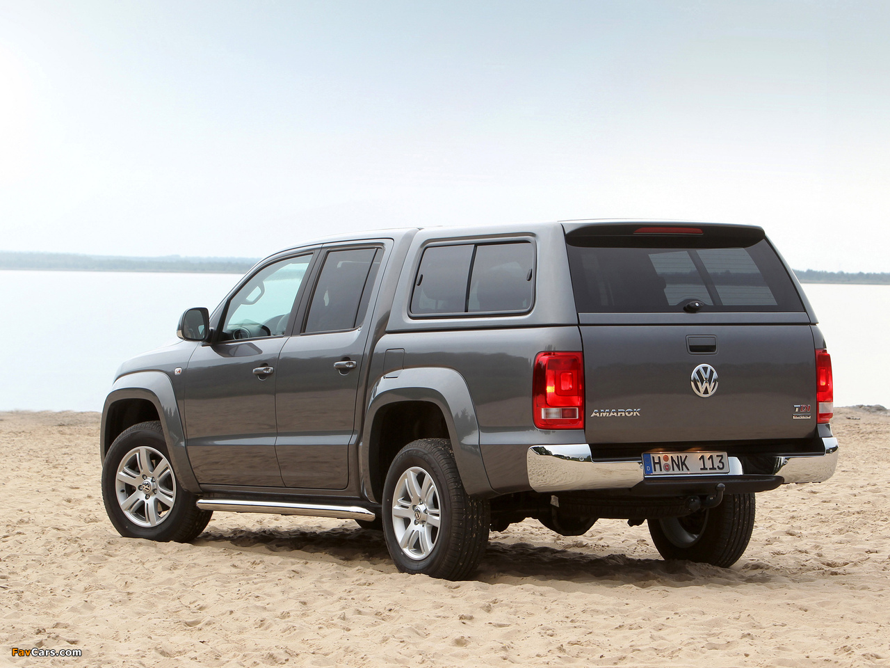 Volkswagen Amarok wallpapers (1280 x 960)