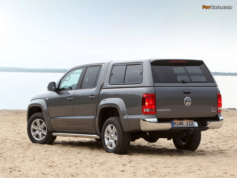 Volkswagen Amarok wallpapers (800 x 600)