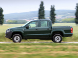 Volkswagen Amarok Double Cab Trendline 2010 wallpapers