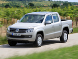 Volkswagen Amarok Double Cab Comfortline 2010 wallpapers