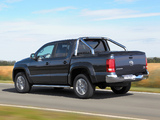 Volkswagen Amarok Double Cab Highline BlueMotion 2011 wallpapers