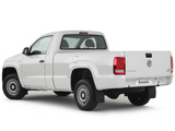 Volkswagen Amarok Single Cab Trendline AU-spec 2012 wallpapers