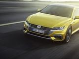 Pictures of Volkswagen Arteon R-Line 2017