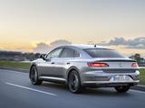 Volkswagen Arteon Elegance 2017 photos