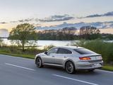 Volkswagen Arteon Elegance 2017 pictures