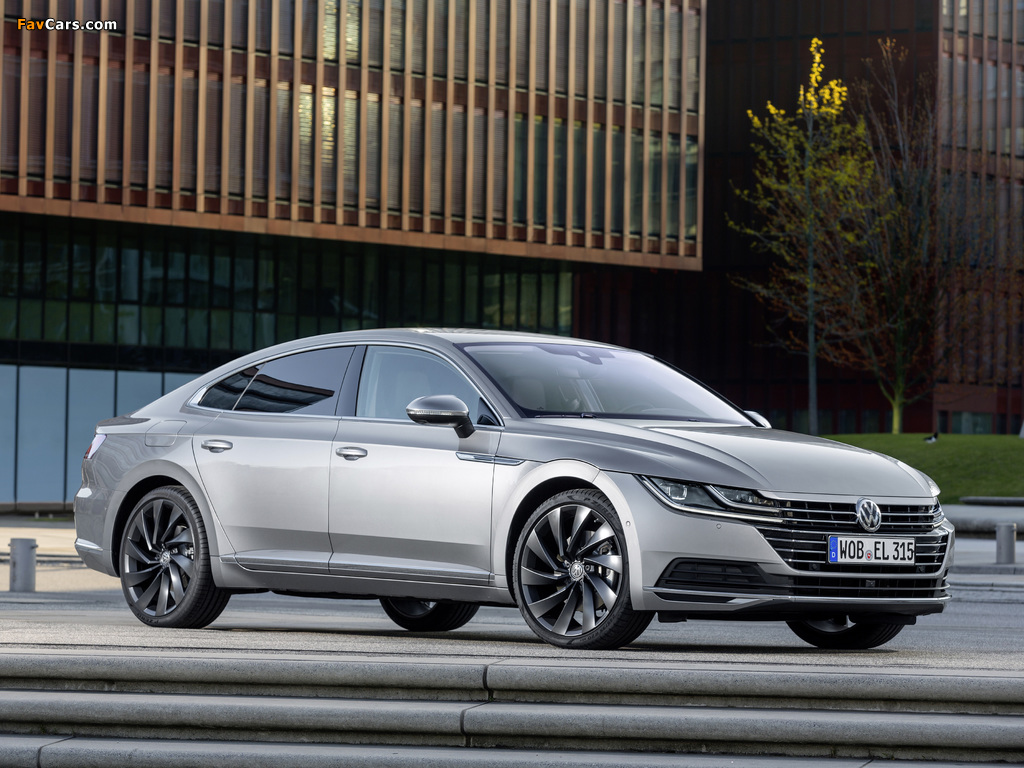 Volkswagen Arteon Elegance 2017 pictures (1024 x 768)