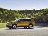 Photos of Volkswagen Atlas V6 4MOTION 2017