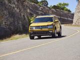 Photos of Volkswagen Atlas V6 4MOTION 2017