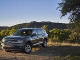 Pictures of Volkswagen Atlas V6 4MOTION 2017