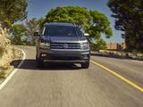 Volkswagen Atlas V6 4MOTION 2017 wallpapers