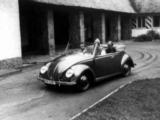 Images of Volkswagen Käfer Cabriolet 1939
