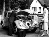 Images of Volkswagen Käfer 1100 (Typ 11) 1949–53