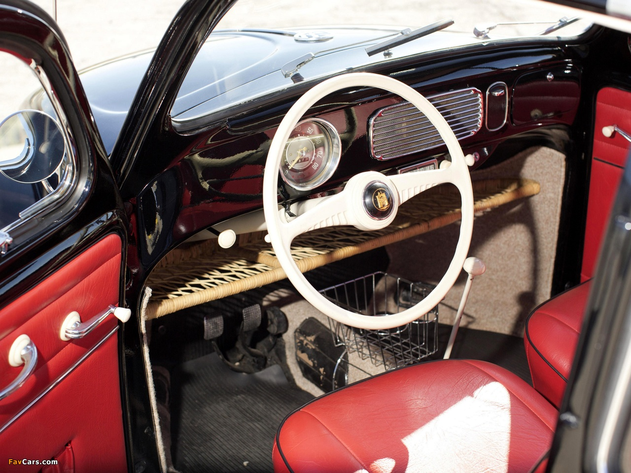 Images of Volkswagen Beetle North America 1954 (1280 x 960)