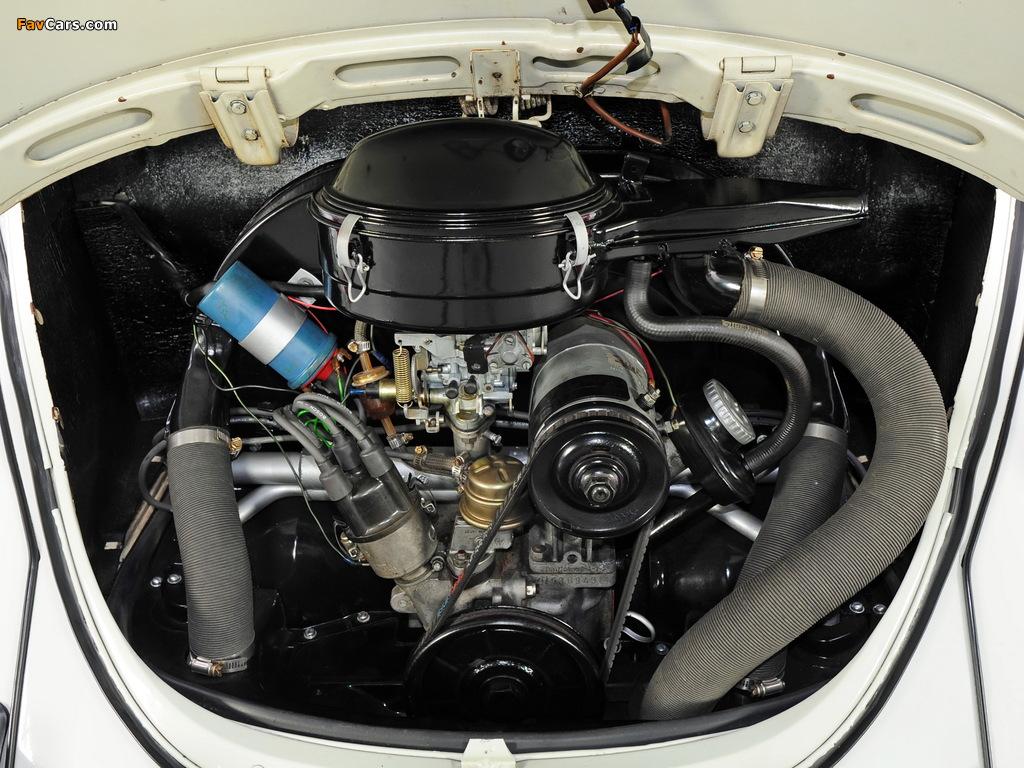 Images of Volkswagen Beetle 1968–72 (1024 x 768)