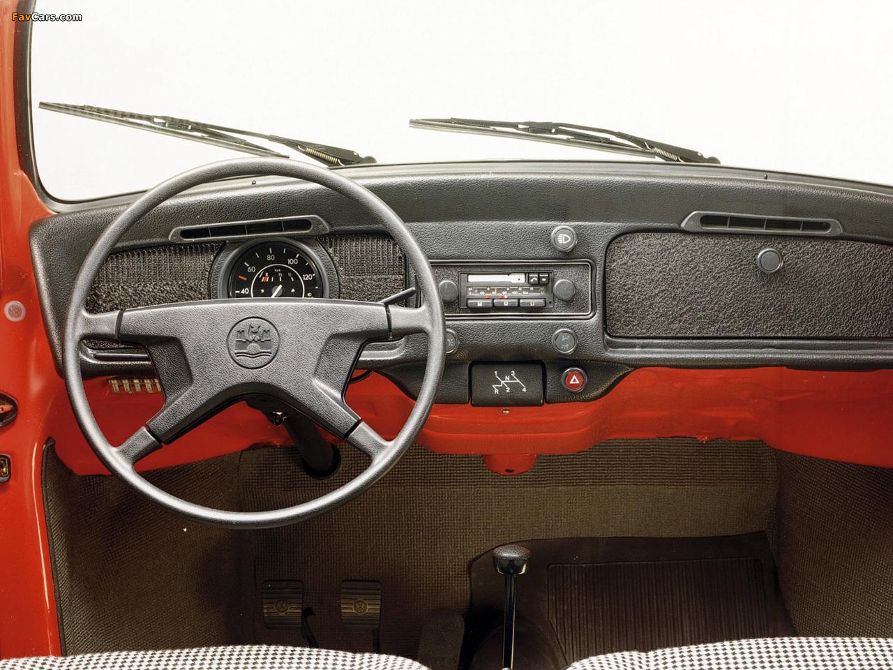 Images of Volkswagen Käfer 1972 (1280 x 960)