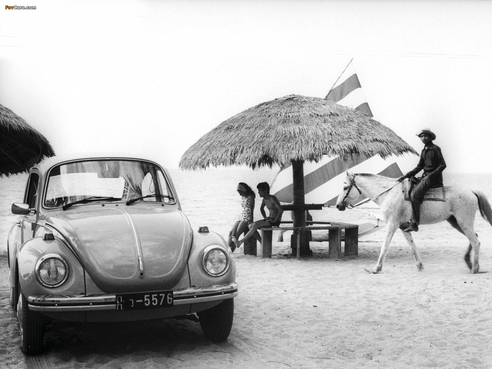 Images of Volkswagen Käfer 1972 (1600 x 1200)