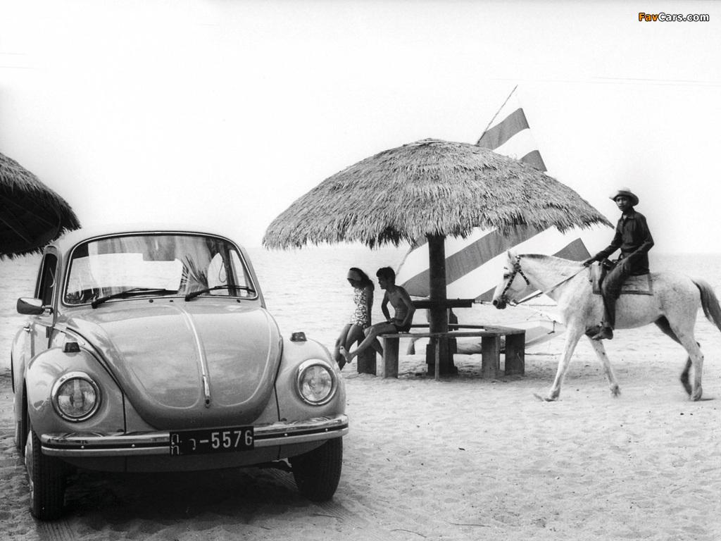 Images of Volkswagen Käfer 1972 (1024 x 768)