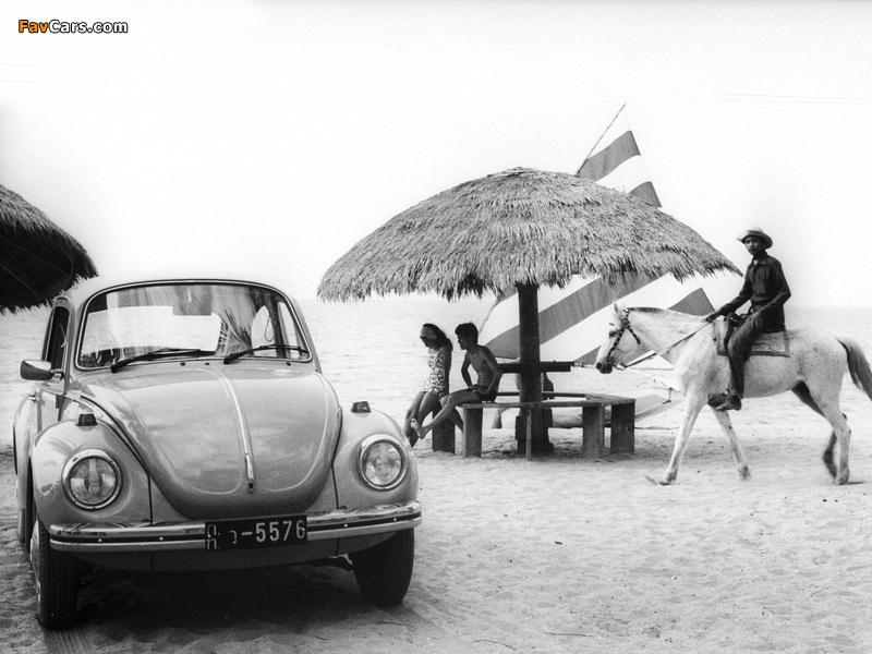 Images of Volkswagen Käfer 1972 (800 x 600)