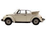 Images of Volkswagen Beetle Convertible (Type 1) 1977