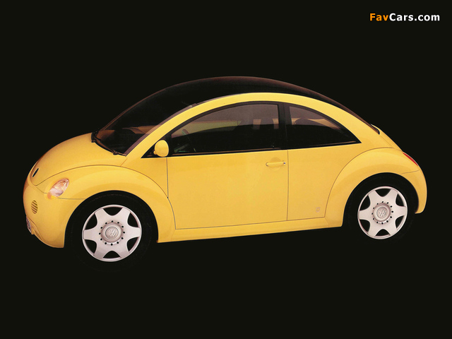 Images of Volkswagen Concept One 1994 (640 x 480)