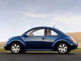 Images of Volkswagen New Beetle US-spec 1998–2005