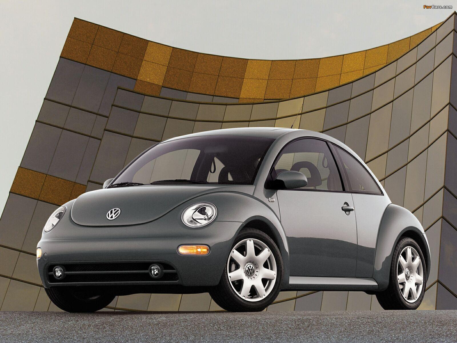 Images of Volkswagen New Beetle US-spec 1998–2005 (1600 x 1200)