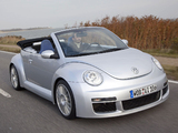 Images of Volkswagen New Beetle RSi Cabrio 2003
