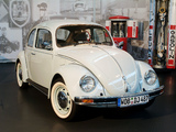 Images of Volkswagen Beetle Ultima Edition (Type 1) 2003