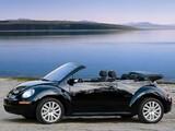 Images of Volkswagen New Beetle Convertible 2006–10