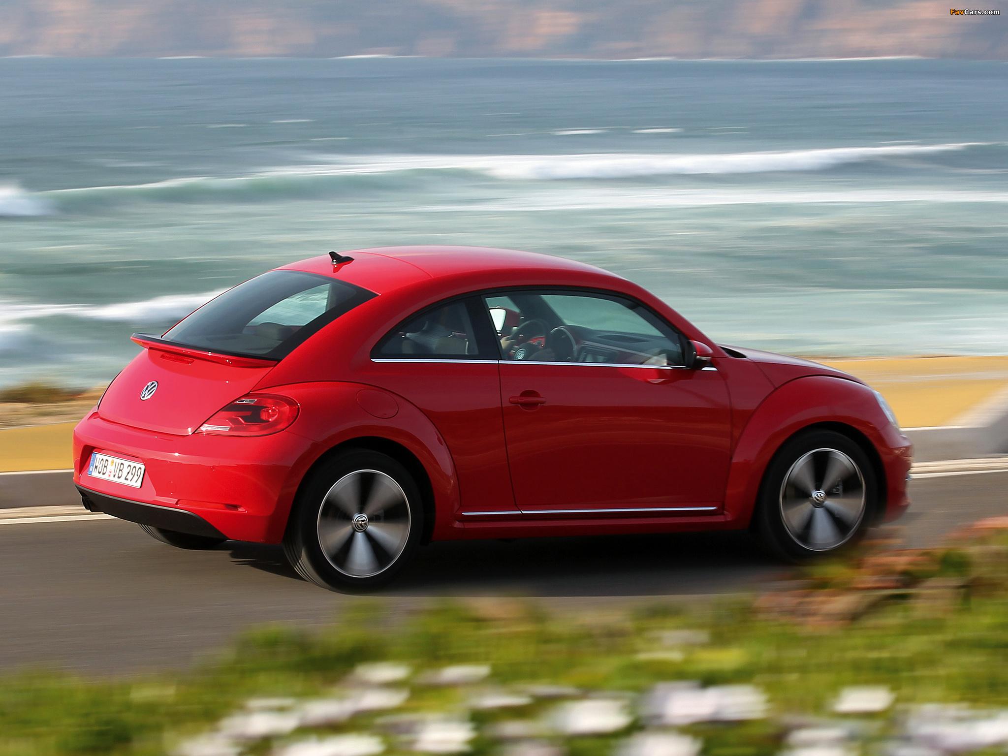 Images of Volkswagen Beetle 2011 (2048 x 1536)