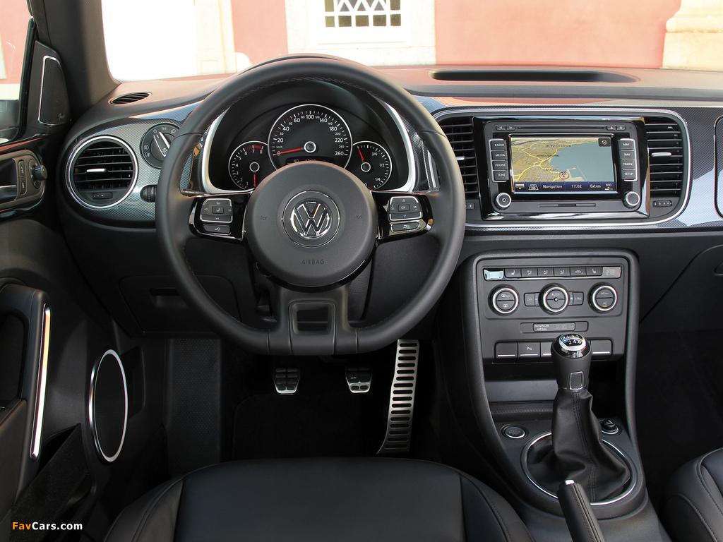 Images of Volkswagen Beetle 2011 (1024 x 768)