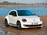 Images of Volkswagen Beetle UK-spec 2011