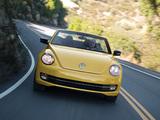 Images of Volkswagen Beetle Convertible 2012