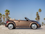 Images of Volkswagen Beetle Cabrio 70s Edition 2012