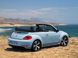Images of Volkswagen Beetle Cabrio 60s Edition 2012