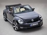 Images of Volkswagen Beetle Cabrio Exclusive 2012