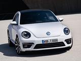 Images of Volkswagen Beetle R-Line 2012