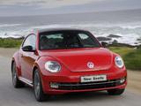 Images of Volkswagen Beetle ZA-spec 2012