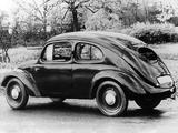 Photos of Volkswagen V3 Prototyp 1936