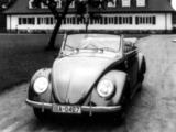 Photos of Volkswagen Käfer Cabriolet 1939