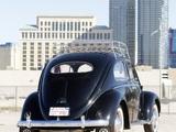Photos of Volkswagen Beetle North America 1954