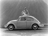 Photos of Volkswagen Beetle 1962–68