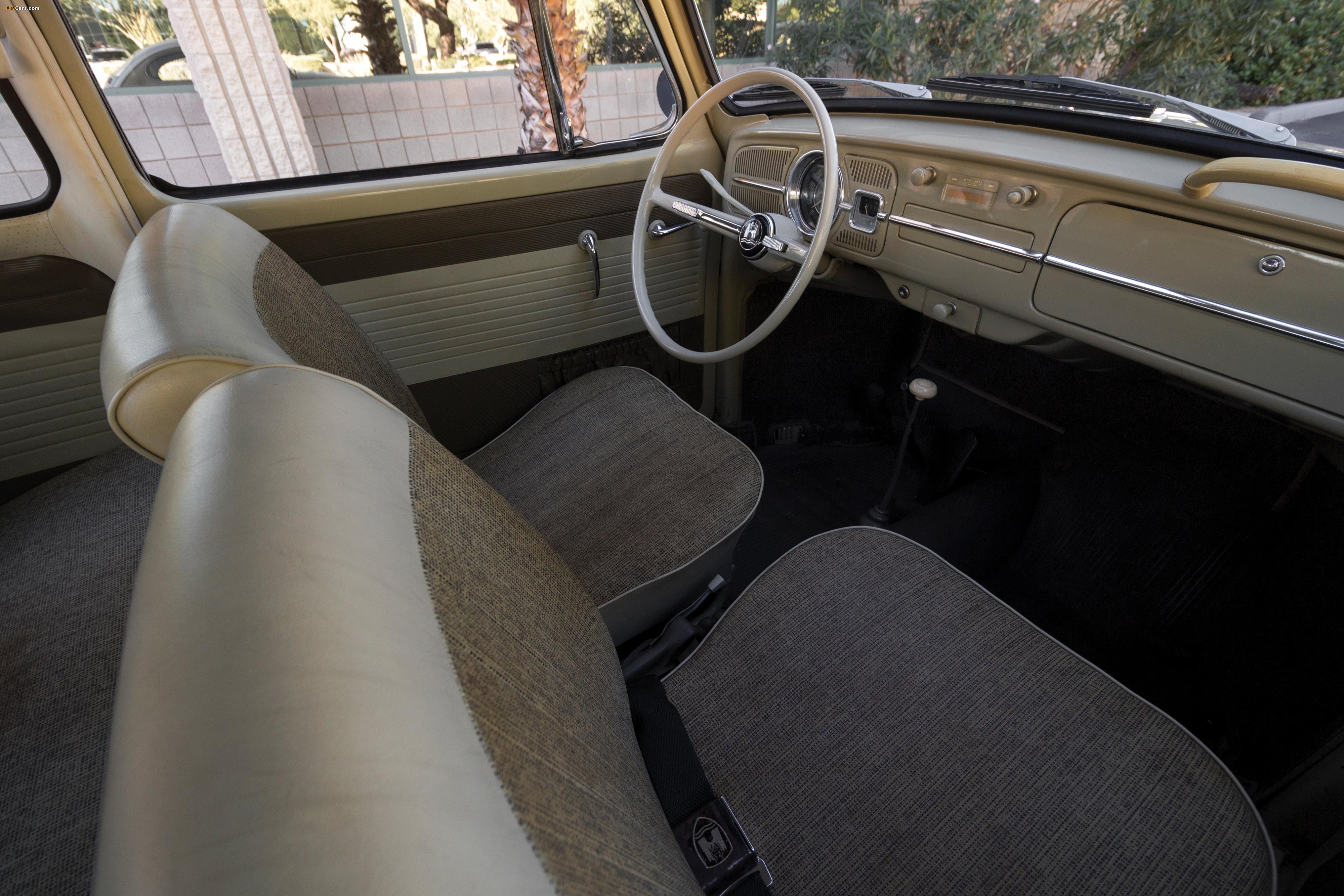 Photos of Volkswagen Beetle North America 1965 (4000 x 2667)